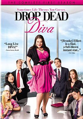 Drop dead diva. The complete first season