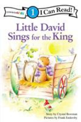Little David sings for the king