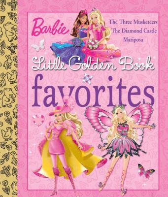 Barbie Little Golden Book favorites.