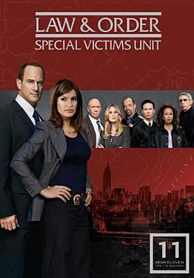 Law & order. Special Victims Unit. Year 11