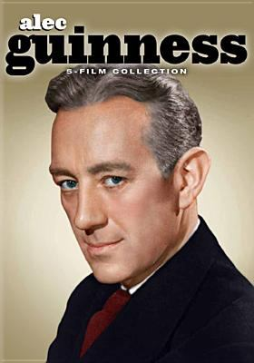 Alec Guinness 5-film collection