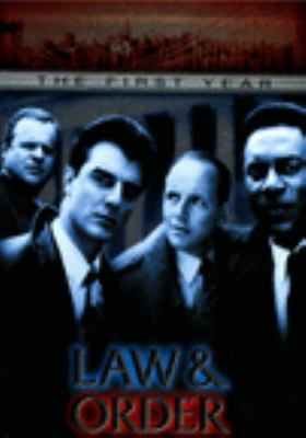 Law & Order. The First Year