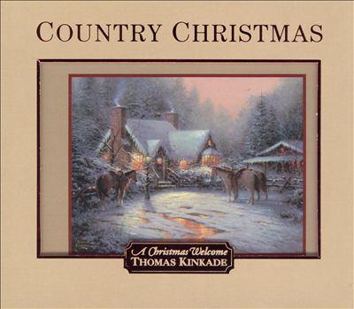 Country Christmas a Christmas welcome