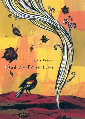 Dead on town line