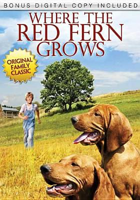 Where the red fern grows [videorecording] / Family Film Entertainment ; from Doty-Dayton Productions ; screenplay by Douglas C. Stewart, Eleanor Lamb ; produced by Lyman D. Dayton ; directed by Norman Tokar.