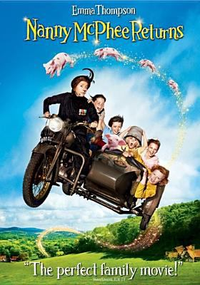 Nanny McPhee returns [videorecording] / Universal Pictures presents in association with StudioCanal and Relativity Media, a Working Title production in association with Three Strange Angels Productions ; written by Emma Thompson ; produced by Lindsay Doran, Tim Bevan, Eric Fellner ; directed by Susanna White.