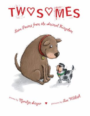 Twosomes : love poems from the animal kingdom