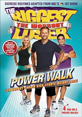 The biggest loser, the workout. Power walk [videorecording] / NBC Universal ; FitVid Productions ; Reveille; produced and directed by Cal Pozo.