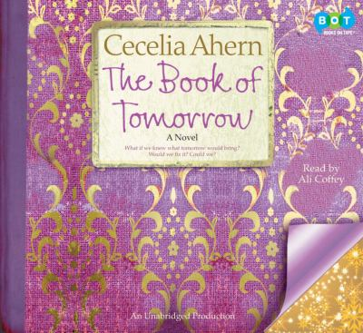 The book of tomorrow [a novel]