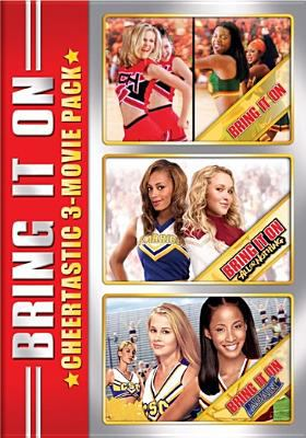 Bring it on cheertastic 3-movie pack .