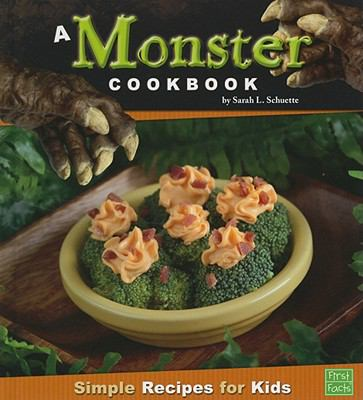 A monster cookbook : simple recipes for kids
