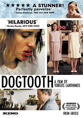 Dogtooth [videorecording] / [produced by Boo Productions ; co-produced by Greek Film Center ; producer, Yorgos Tsourgiannis ; written by Yorgos Lanthimos & Efthimis Filippou ; directed by Yorgos Lanthimos].