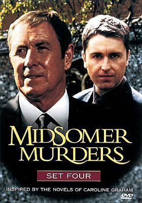 Midsomer murders. Set 4