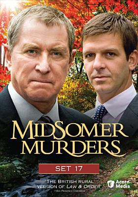Midsomer murders. Set 17