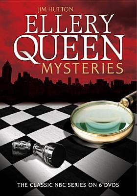 Ellery Queen mysteries [videorecording] : complete series.