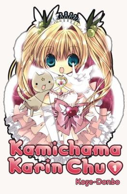 Kamichama Karin chu. 1 / Koge-Donbo ; translated and adapted by Alethea Nibley and Athena Nibley ; lettered by Foltz Design.
