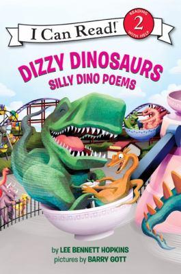 Dizzy dinosaurs : silly dino poems