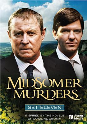 Midsomer murders. Set eleven, Down among the dead men