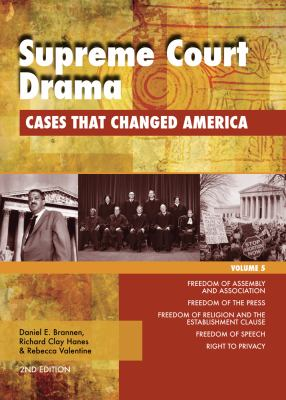 Supreme Court drama : cases that changed America