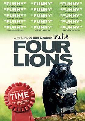 Four lions [videorecording] / Film4 presents, in association with Wild Bunch and Optimum Releasing ; a Warp Films production ; a Chris Morris film ; produced by Mark Herbert, Derrin Schlesinger ; written by Chris Morris, Jesse Armstrong, Sam Bain ; directed by Chris Morris.