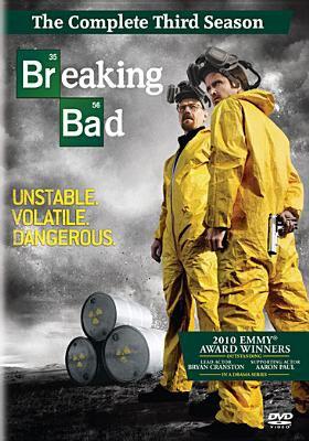 Breaking bad. The complete third season