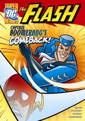 Captain Boomerang's comeback!