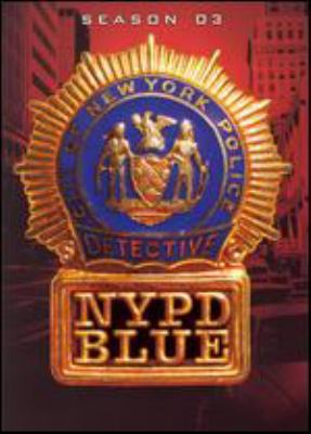 NYPD Blue. Season 03