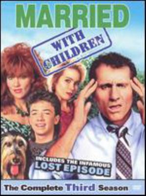 Married with children. The complete third season