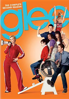 Glee. The complete second season