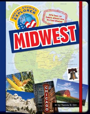 It's cool to learn about the United States. Midwest