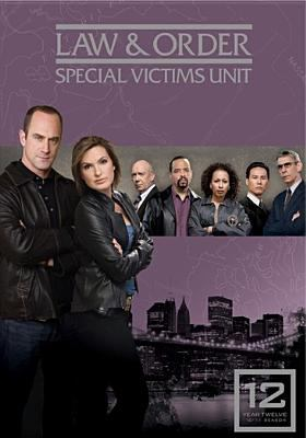 Law & order: Special Victims Unit. 12th year