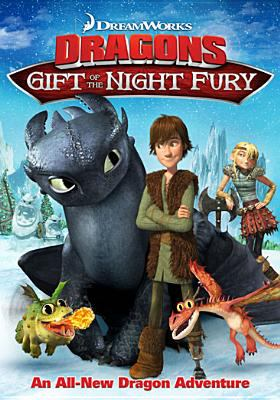 Dragons. Gift of the night fury