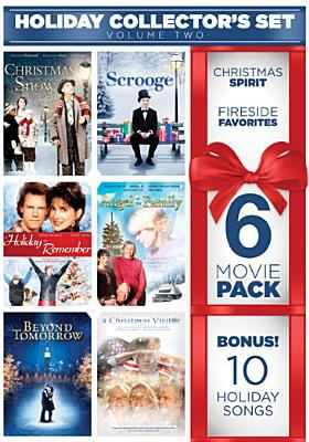 Holiday collector's set. vol. 2 : Holiday to remember; Beyond tomorrow; Scrooge; Christmas visitor; Angel in the family; Christmas snow.