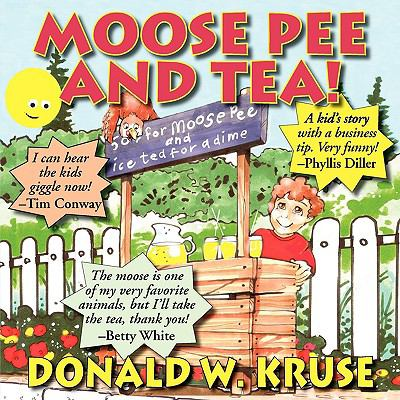 Moose pee and tea!