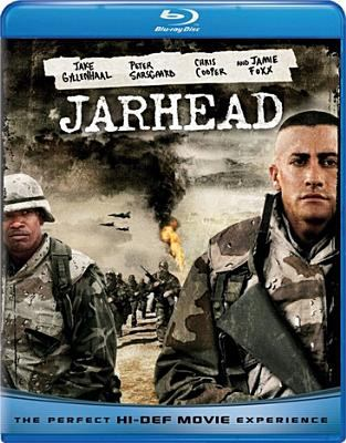 Jarhead / Universal Pictures presents a Lucy Fisher/Douglas Wick production in association with Neal Street Productions ; produced by Douglas Wick, Lucy Fisher ; screenplay by William Broyles, Jr. ; directed by Sam Mendes.