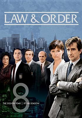 Law & order. The eighth year, 97-98 season
