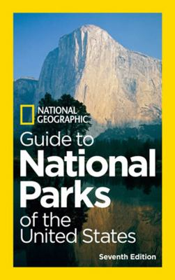 National Geographic guide to national parks of the United States.