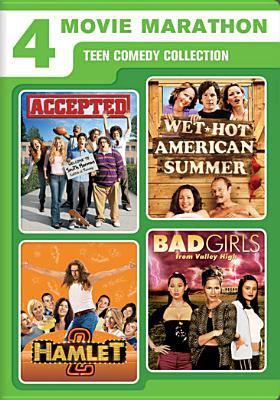 4 movie marathon teen comedy collection