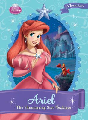 Ariel : the shimmering star necklace