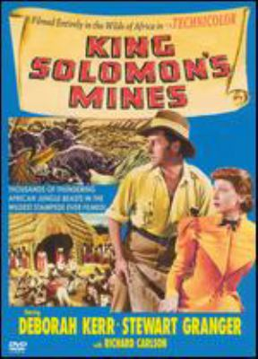 King Solomon's mines [videorecording] / Metro-Goldwyn-Mayer ; produced by Loew's Incorporated ; screen play by Helen Deutsch ; produced by Sam Zimbalist ; directed by Compton Bennett and Andrew Marton.