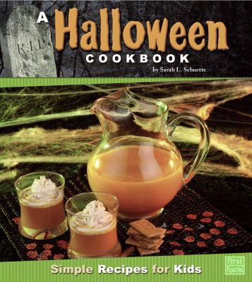 A Halloween cookbook : simple recipes for kids
