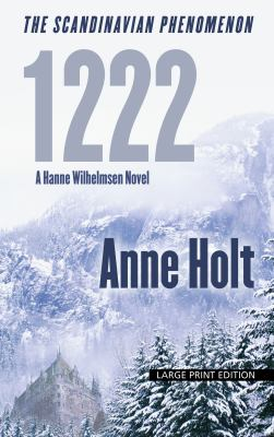 1222 : a Hanne Wilhelmsen novel