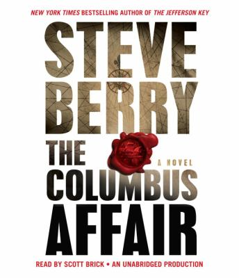 The Columbus affair [sound recording] / Steve Berry.