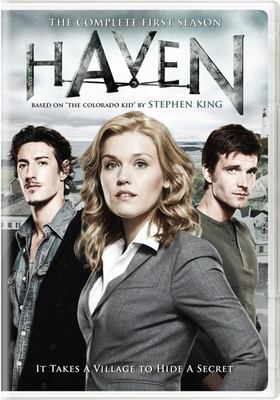 Haven. The complete first season / an Entertainment One / Big Motion Pictures production in association with Universal Networks International ; written by Sam Ernst [and others] ; directed by Adam Kane [and others] ; developed for television by Sam Ernst, Jim Dunn.