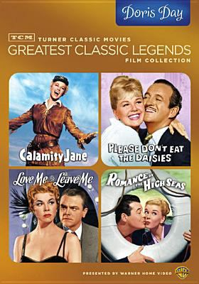 Turner Classic Movies greatest classic legends film collection. Doris Day
