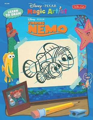 Learn to draw Disney-Pixar Finding Nemo : draw your favorite characters, step by simple step