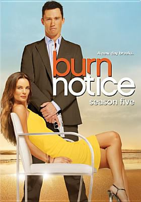 Burn notice. Season five