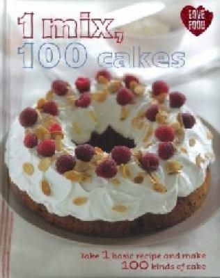 1 mix, 100 cakes