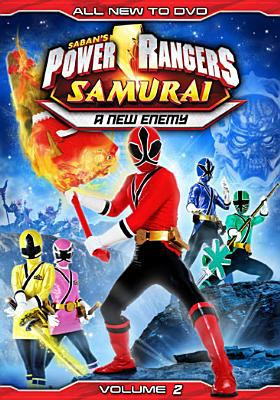 Power Rangers Samurai. Volume 2, A new enemy / [presented by] Saban Brands.