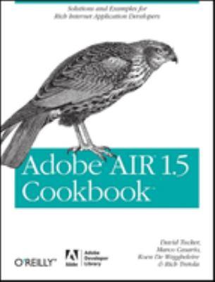Adobe Air 1.5 cookbook